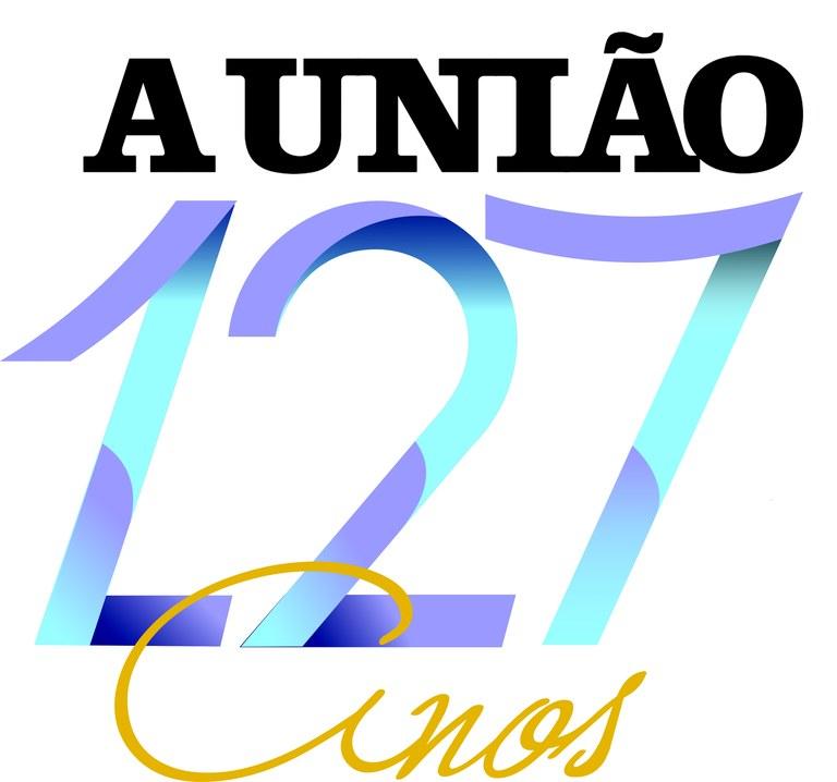 127 anos logo