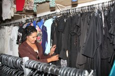 9c3b8938dd8 Evandro Pereira Nesses estabelecimentos a variedade de peças é o que mais  encanta  roupas de criança