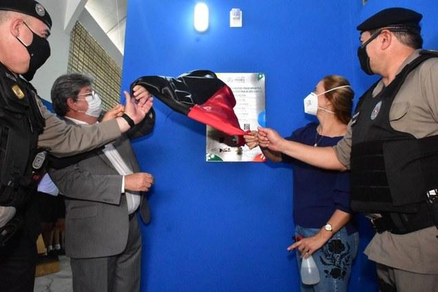 João Azevêdo inaugura Complexo Ambiental e reformas de equipamentos da Segurança em João Pessoa